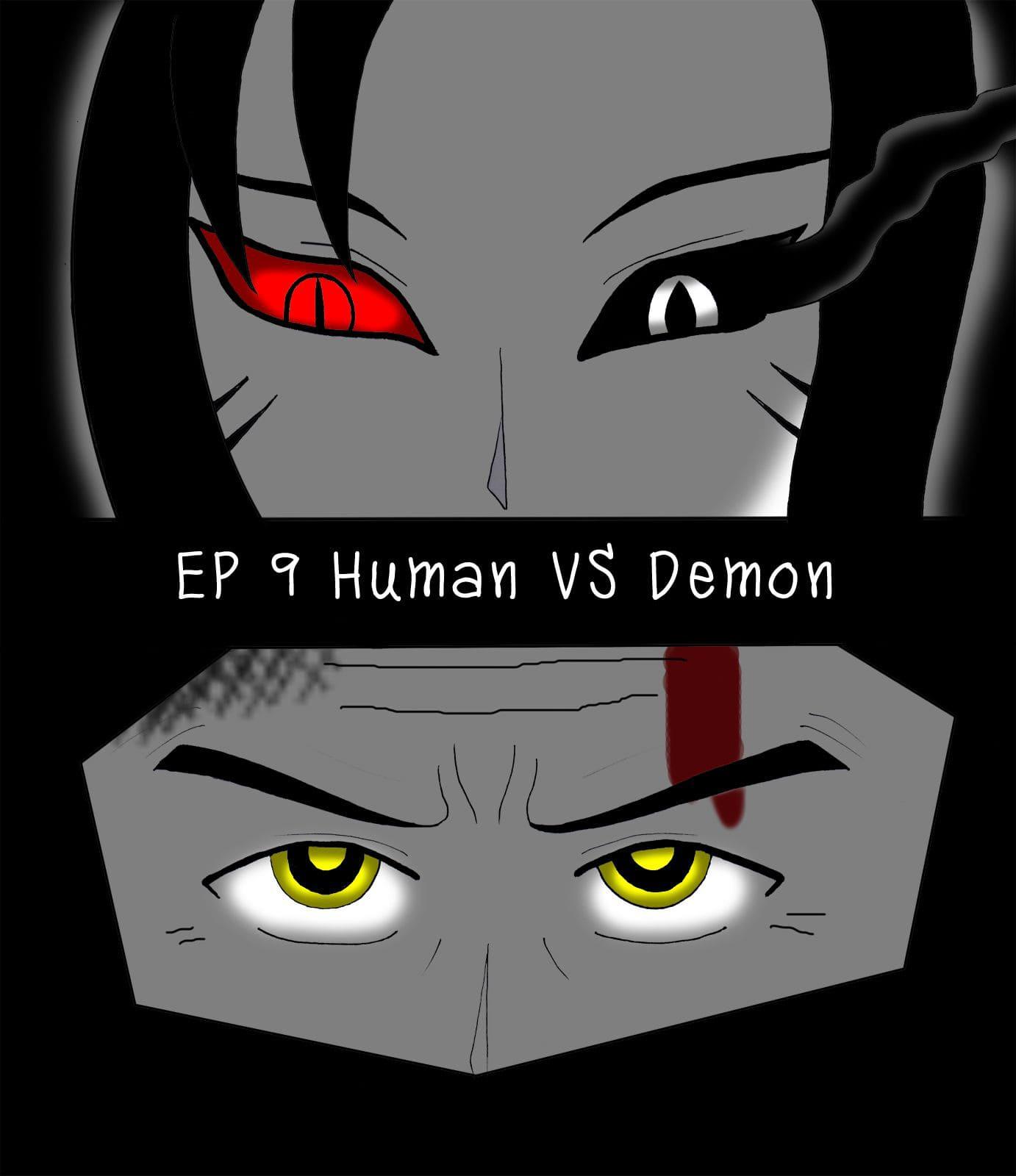 บทที่  9 - Human VS Demon
