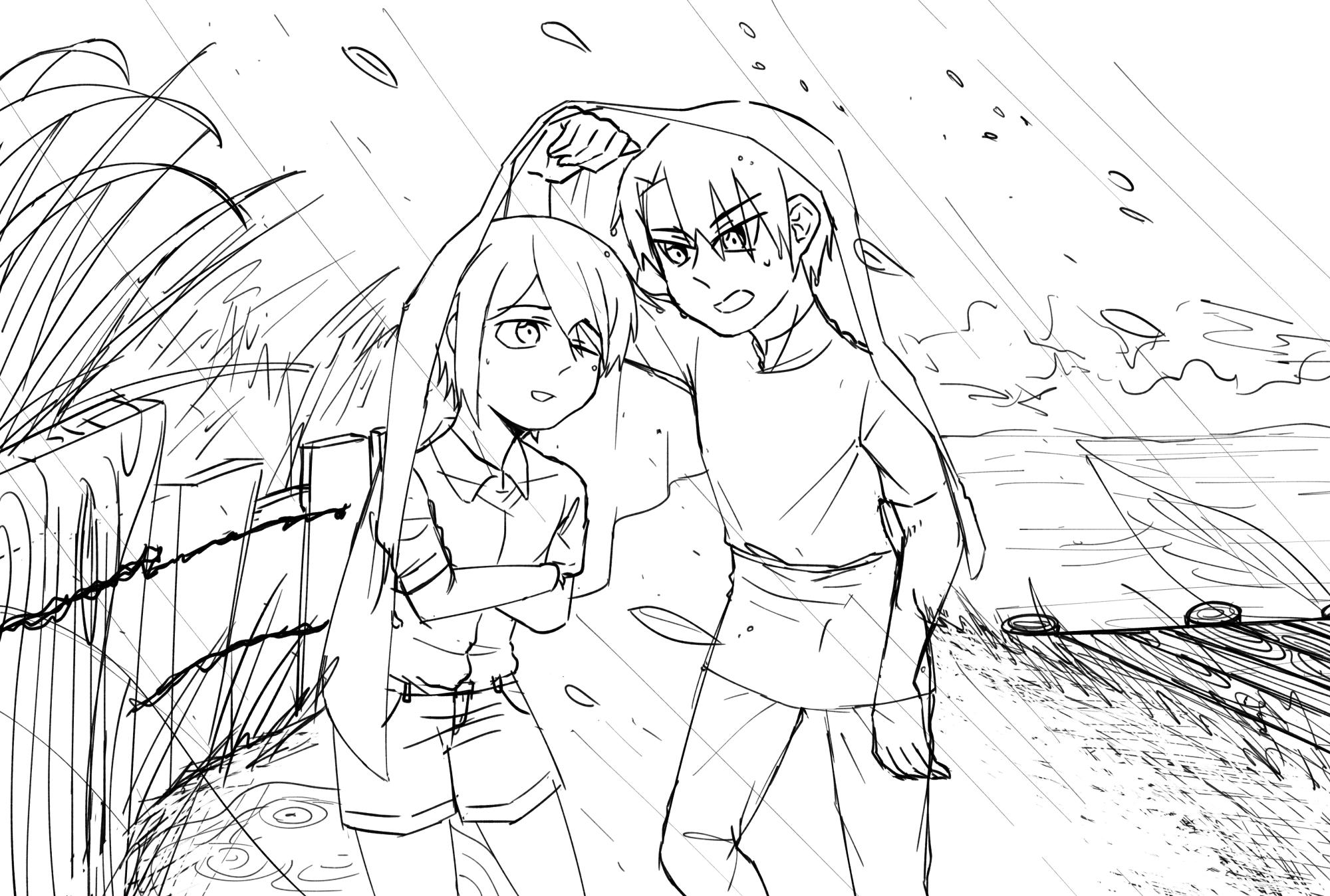 บทที่ 12 - [งานม.] Sketch Protection
