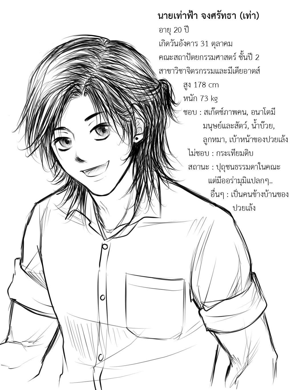 Profile - แนะนำตัวละคร