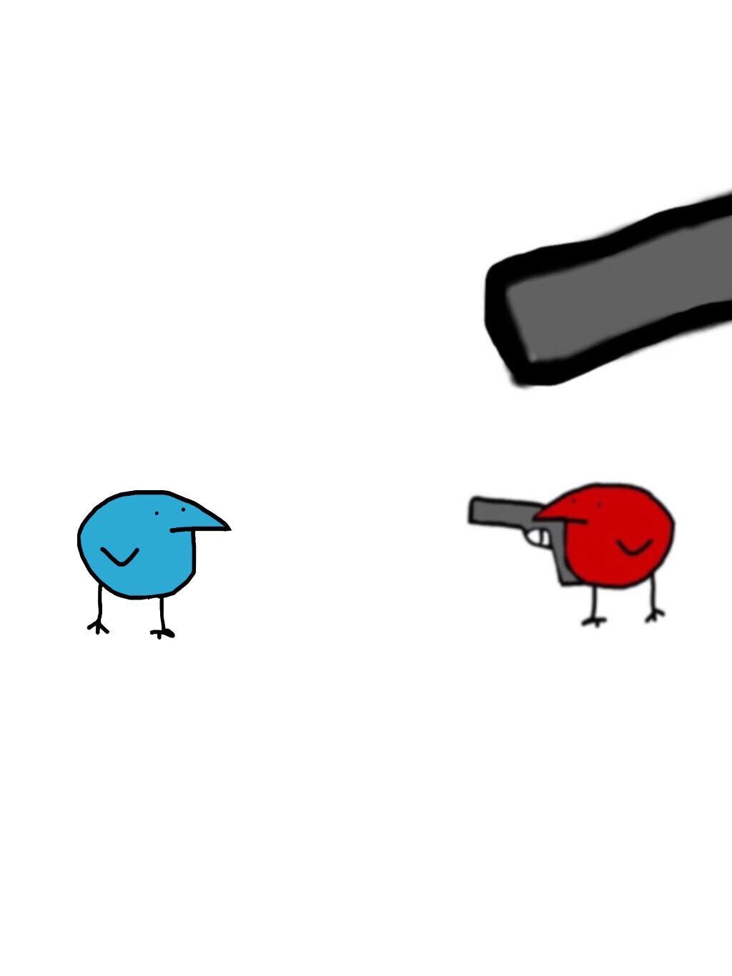 Story - นกโง่ๆ และ การต่อสู้ 2