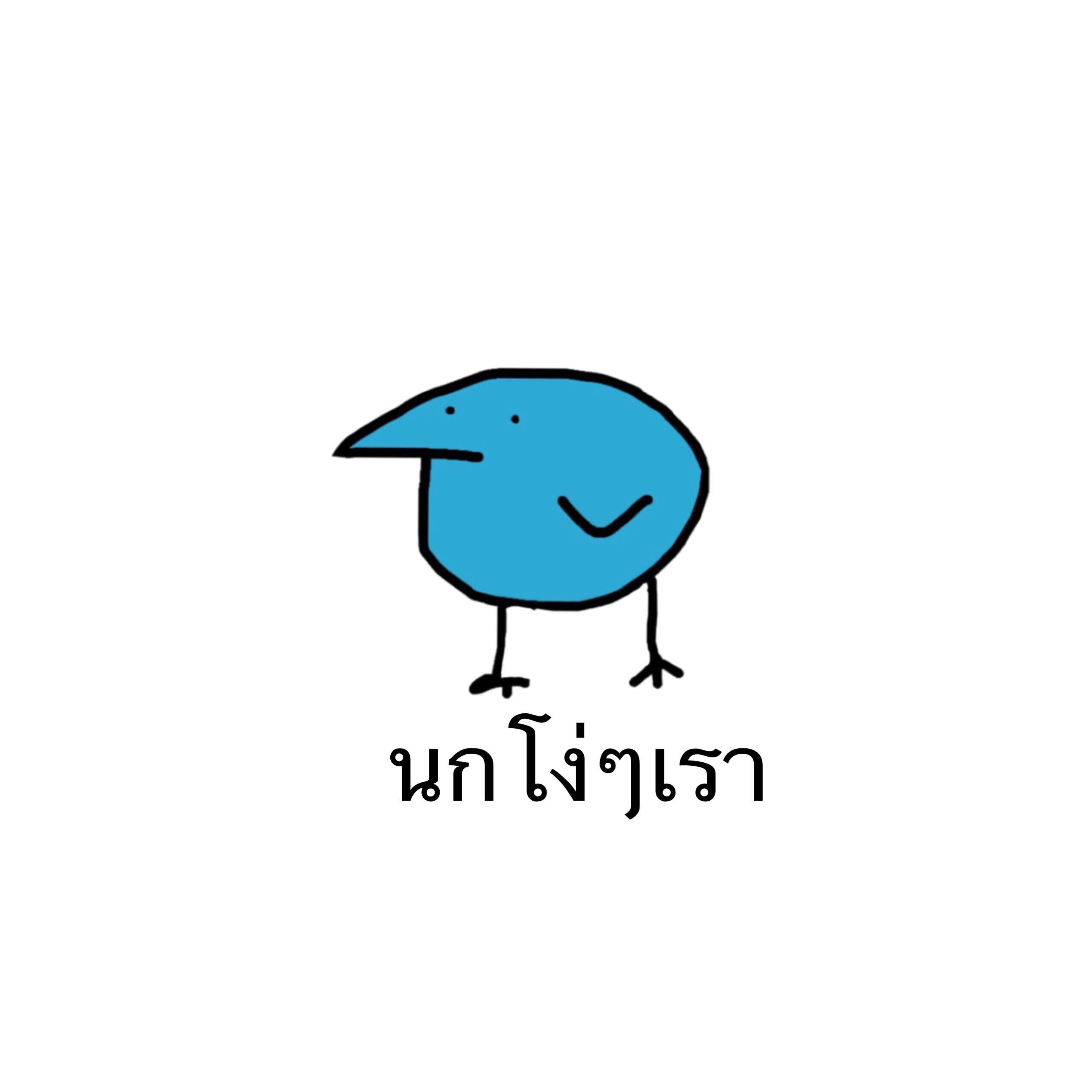 Talk - นกโง่ๆ กับอีก 2000