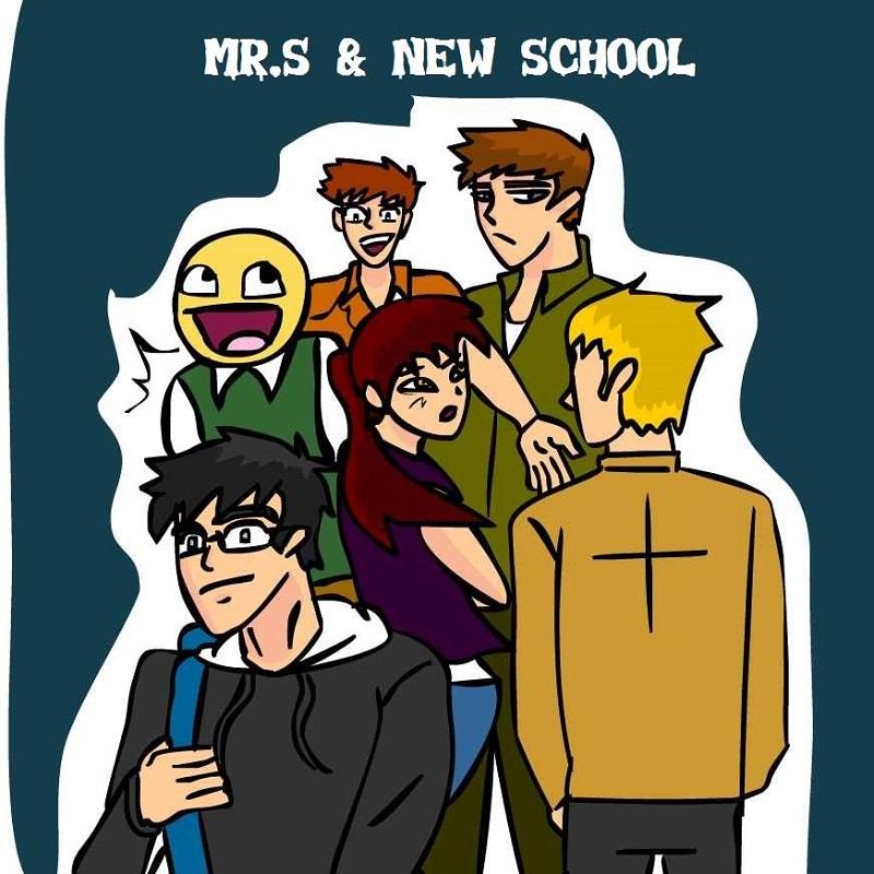 New school - ยินดีต้อนรับสู่โรงเรียนใหม่