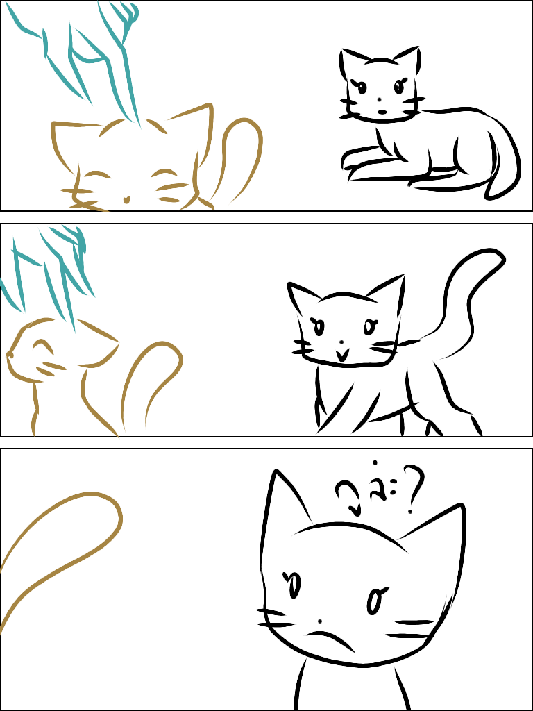 1 - แมวผู้ถูกลืม