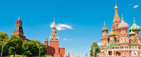ท่องเที่ยวรัสเซีย