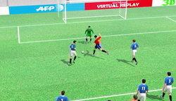 คลิปไฮไลท์ยูโร2012 สเปน 1-1 อิตาลี