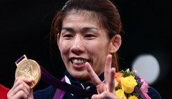 """""""คาโอริ อิโช"""" คว้าทองโอลิมปิก 3 สมัยได้เป็นคนแรกของประเทศ"""