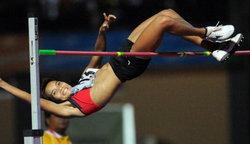 วนิดา นักกระโดดสูงสาวไทยตกรอบคัดเลือก