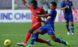 ประมวลภาพฟุตบอลทีมชาติไทย