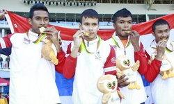 ไต้ฝุ่นไทยเหมาทองทีมหญิงแชมป์16สมัยติด