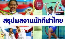 ผลงานนักกีฬาไทยในซีเกมส์ 17-12-13