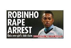 ฉาวรายวัน! โรบินโญ่ ถูกจับฐานข่มขืนนิสิตสาวในผับหรู