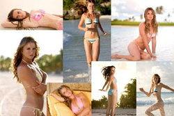 ยลบอดี้เฟิร์มๆ 4 สาวนักกีฬาดัง กับลีลาถ่ายแบบชุดว่ายน้ำในท่วงท่าสุดเซ็กซี่