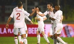 รัวสะเด่า! สิงโต ถล่ม ซาน มาริโน คารัง 8-0 ฟุตบอลโลกรอบคัดเลือก