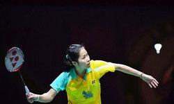 """""""น้องเมย์""""เล่นไม่ออก แพ้ ซุง จีฮุน 0-2 เกมทำให้ทีมไทยแพ้เกาหลี 1-3 คู่ ตกรอบ"""