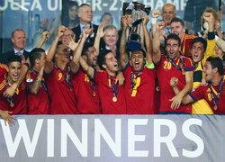 แข้งสเปนชุดเล็กแชมป์ยุโรปปราบอัซซูรี่4-2