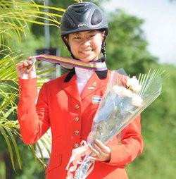 เจ๋ง!เสียงซอซิวรองแชมป์โลกขี่ม้าที่เวเนฯ