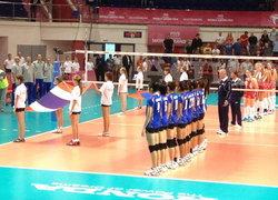 สาวไทยพ่ายรัสเซีย 0-3 เซต ลูกยาง WGP