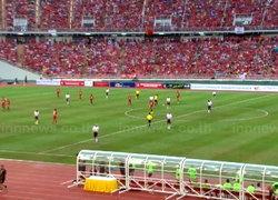 ลิเวอร์พูลชนะทีมชาติไทย3-0เจอร์ราร์ดซัดปิดท้าย