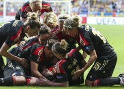 แข้งสาวเยอรมันชนะนอร์เวย์1-0ซิวแชมป์ยุโรปสมัย8