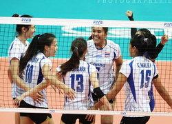 สาวไทยตบเวียดนาม3-0คว้าตั๋วชิงแชมป์โลก