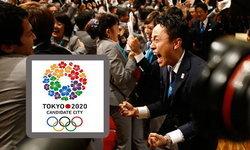 """ชาวญี่ปุ่นหลั่งน้ำตา """"โตเกียว"""" เฮสนั่น คว้าเจ้าภาพโอลิมปิกเกมส์ 2020"""