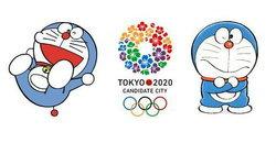 ญี่ปุ่นเลือกโดราเอม่อนเป็นฑูตโอลิมปิก 2020