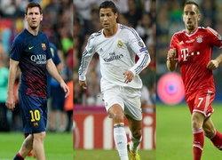 FIFAแบโผ3แข้งชิงบัลลงดอร์-เมสซี,โด้,ริเบรี