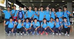 โต๊ะเล็กบินถึงไทยปล่อยพัก2วันก่อนบูซีเกมส์