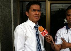 ซิโก้ประกาศ20แข้งทีมชาติชุดลุยซีเกมส์พม่า