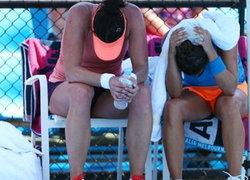 ศึกเทนนิสล่มเหตุอุณหภูมิในออสซี่สูง46องศา