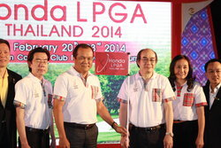 โปรดังระดับโลกร่วมดวลฮอนด้า LPGA 20-23 ก.พ.นี้