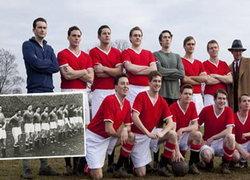 แฟนบอลผีแดงร่วมไว้อาลัยเหตุบินตกมิวนิค