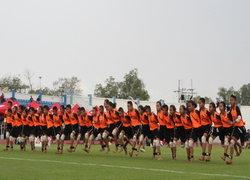 โรงเรียนอนุบาลทุ่งฝนซิวแชมป์ฮอนด้าวิ่ง31