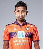 ปฐมชัย เสือสกุล (Thailand Premier League 2018)