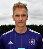 Lukasz Teodorczyk (Belgian Jupiler League 2017-2018)