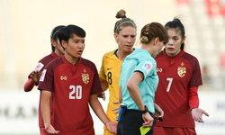 ผลบอล : กัดฟันสู้! แข้งสาวไทย 10 คน ยื้อถึงจุดโทษ ก่อนพ่ายออสซี่ (คลิป)