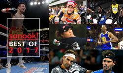 10 บุคคลกีฬาโลกทรงอิทธิพลแห่งปี 2017
