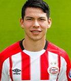 Hirving Rodrigo Lozano Bahena (Holland Eredivisie 2017-2018)