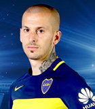 Dario Ismael Benedetto (Argentinian Primera Division 2017-2018)