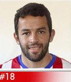 Lucas Emanuel Gamba (Argentinian Primera Division 2017-2018)