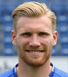 Andreas Voglsammer (German Bundesliga 2 2017-2018)
