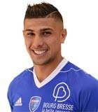 Yanis Merdji (France Ligue 2 2017-2018)