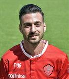 Samuel Di Carmine (Italian Serie B 2017-2018)