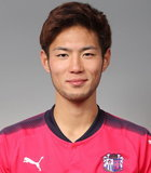 Kenyu Sugimoto (Japanese J-League Division 1 2017)