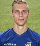 Finn Stokkers (Holland Jupiler League 2017-2018)