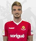 Manu Barreiro (Spanish Segunda Division 2017-2018)