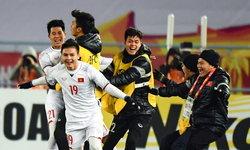 """กระหึ่มทวีป! """"เวียดนาม"""" แม่นเป้าดับ """"กาตาร์"""" ลิ่วชิงฯเจ้าเอเชีย U23"""