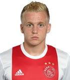 Donny van de Beek (Holland Eredivisie 2017-2018)