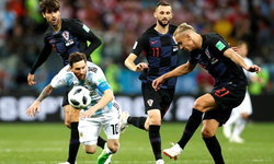 ฟ้าขาววิกฤติ! โครเอเชีย สอนบอล อาร์เจนติน่า 3-0 ลิ่วน็อคเอาท์