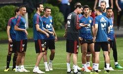 """ราศีจับ ! """"เอียร์โร"""" บอก สเปน ชุดนี้เหมือนปีคว้าแชมป์โลก 2010"""